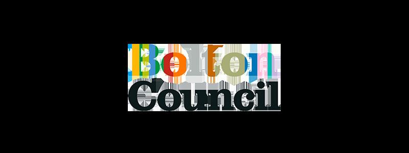 Bolton Council Logo